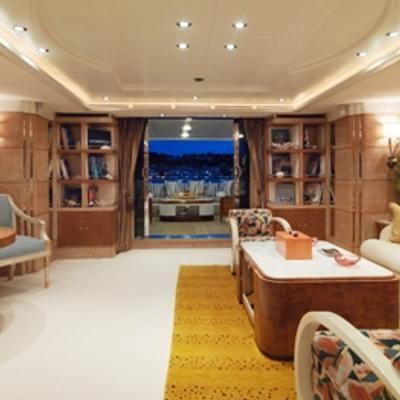 Balaju Yacht Main Salon - Overview