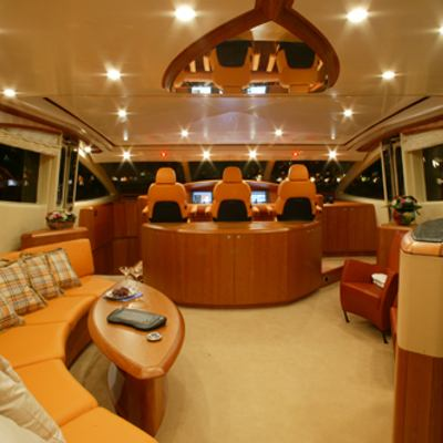 Where the Dreams have no End Yacht