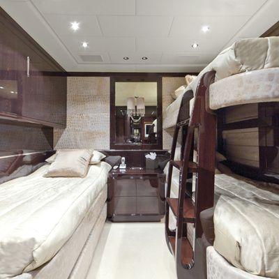 Veni Vidi Vici Yacht Neutral Twin Stateroom