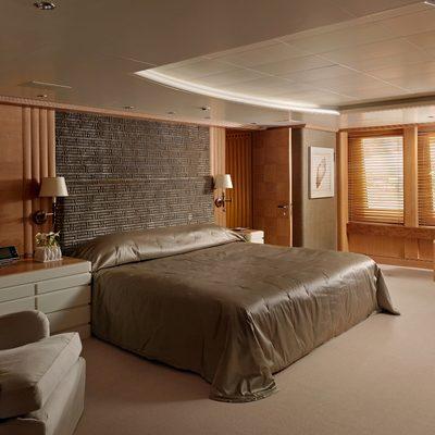 Alexandra Yacht Master Stateroom