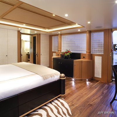 Hemisphere Yacht VIP Stateroom - Day