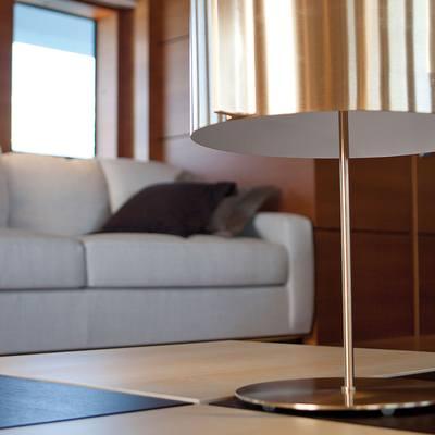 Zaliv III Yacht Saloon - Seating