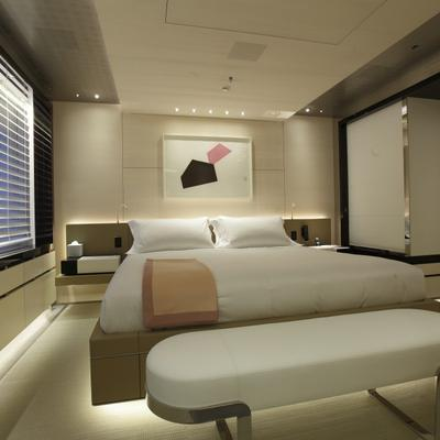 Nautilus Yacht A Rendering Of A Double Suite
