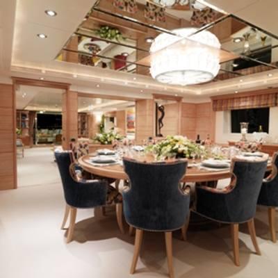Balaju Yacht Dining Salon