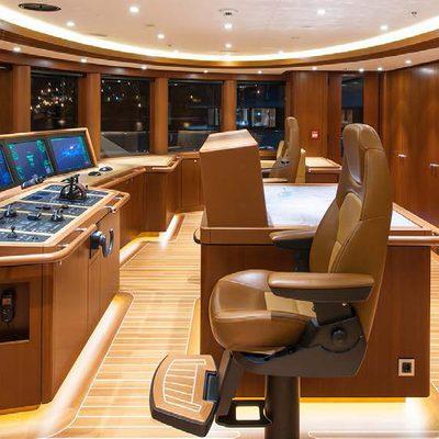 Solandge Yacht Wheelhouse
