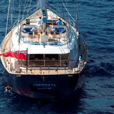 Victoria A Yacht
