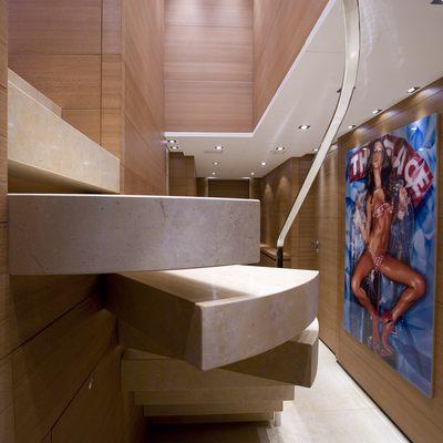 Seakid Yacht Stairs