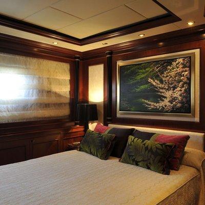 Samurai One Yacht