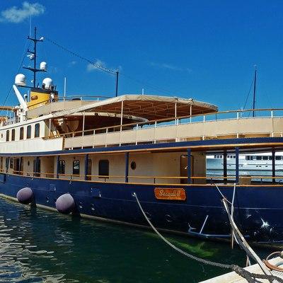 Seagull II Yacht Moored