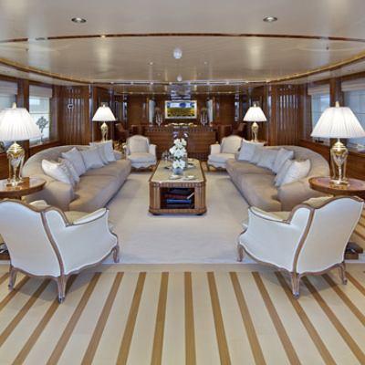 Mia Rama Yacht Salon Overview