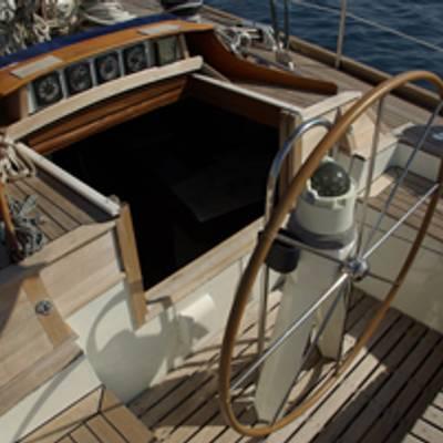 Bernic II Yacht