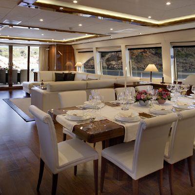 Dragon Yacht Dining Table