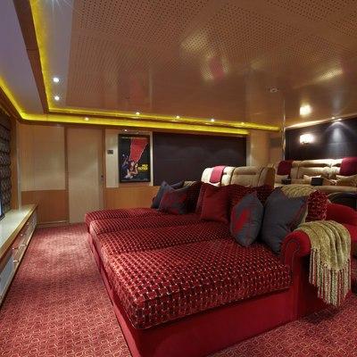 Pegasus VIII Yacht Cinema