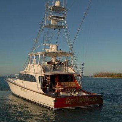 Wheels Yacht Tender  - Reel Wheels