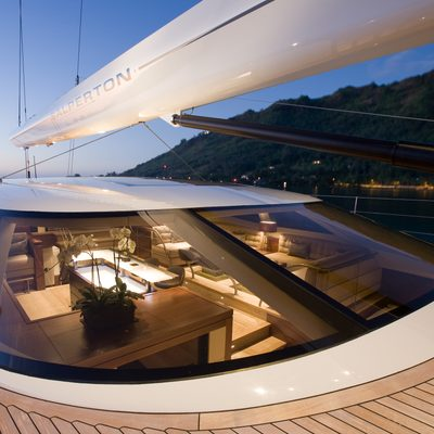 Palmira Yacht Evening