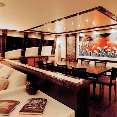 Dragon Yacht Salon & Dining