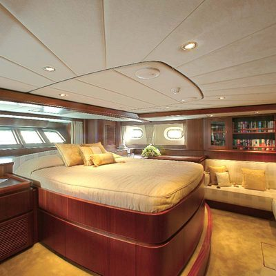 Infatuation Yacht Master Stateroom