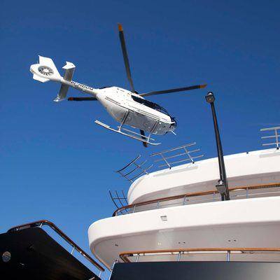 Air Yacht Helicoptor