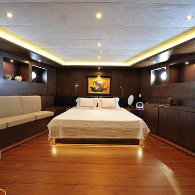 Casa Dell Arte II Yacht Master Stateroom
