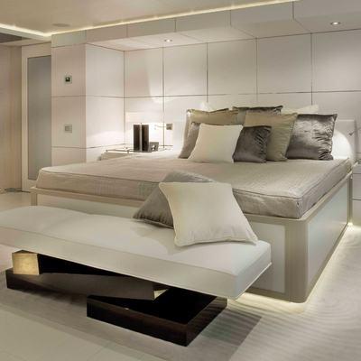 Light Holic Yacht Master Stateroom - Bed