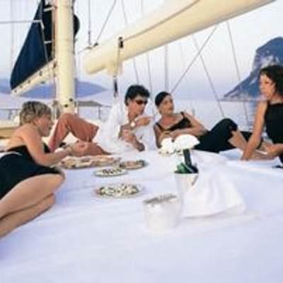 Ofelia Yacht Sundeck