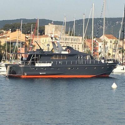 Sea Seven Yacht