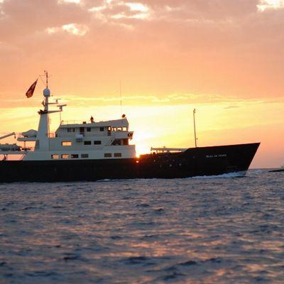 Bleu De Nimes Yacht Main Profile - Sunset