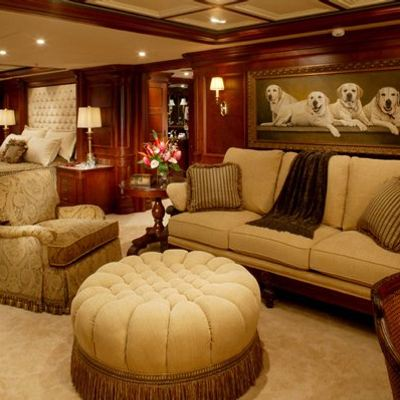 Nomad Yacht Master Lounge - Seating
