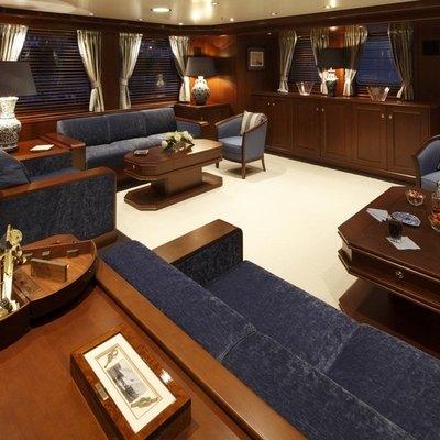 Axantha II Yacht Salon