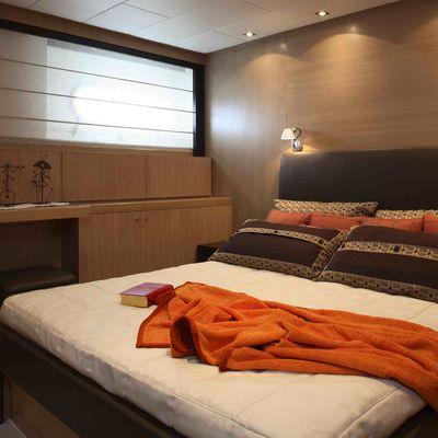 Hooligan II Yacht Guest Stateroom