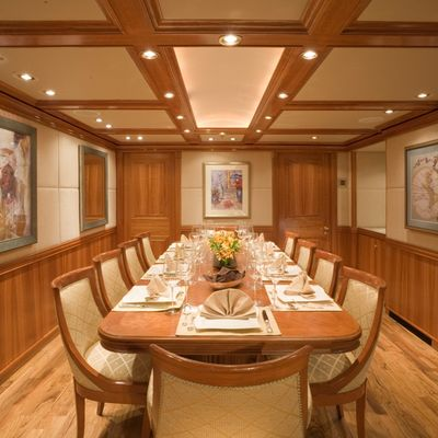 Milk and Honey Yacht Dining Table