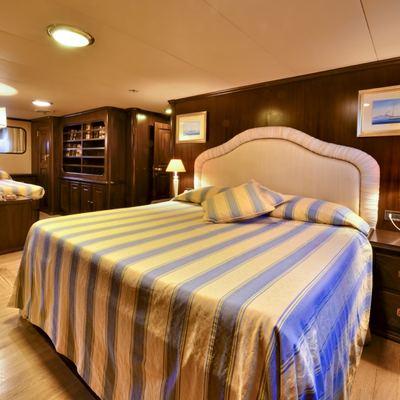 Number Nine Yacht VIP Stateroom