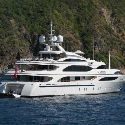 Lady Michelle Yacht Profile