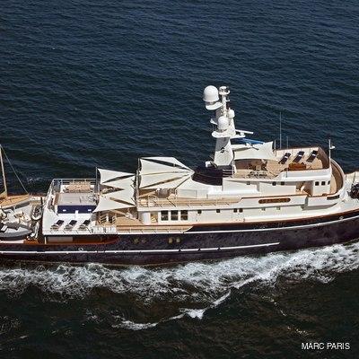 Seawolf Yacht Underway