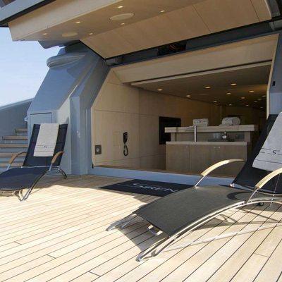 Siren Yacht Beach Club