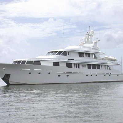 Sojourn Yacht Side View