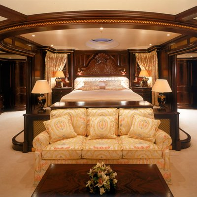 Freedom Yacht Stateroom - Overview