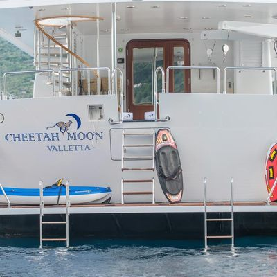 Cheetah Moon Yacht