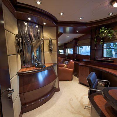 Usher Yacht Master Office