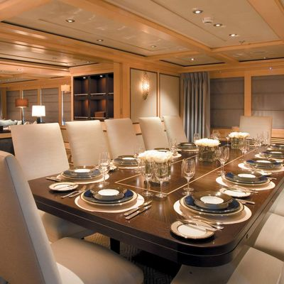 Odessa Yacht Dining Salon