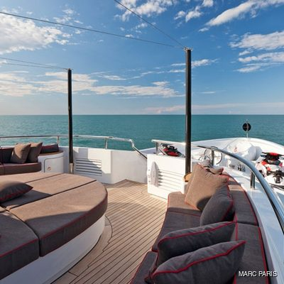 Liberty Yacht Exterior Seating