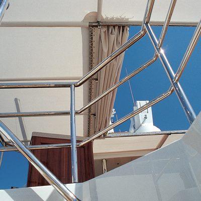 Jasmine Yacht Detail