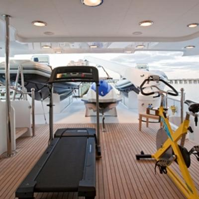 Sojourn Yacht Exercise Equipment
