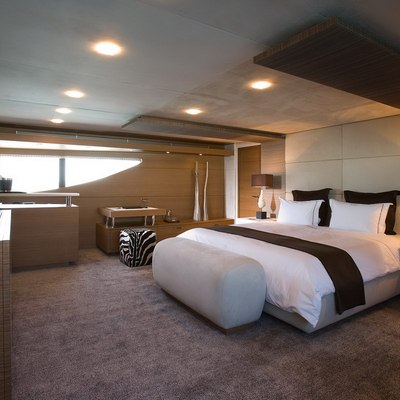 Namaste 8 Yacht Master Stateroom
