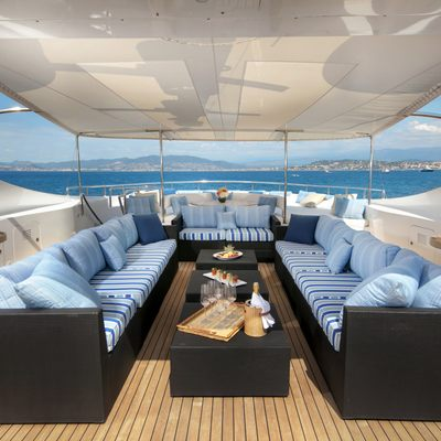 Blue Magic Yacht