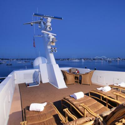 Aga 6 Yacht Sundeck
