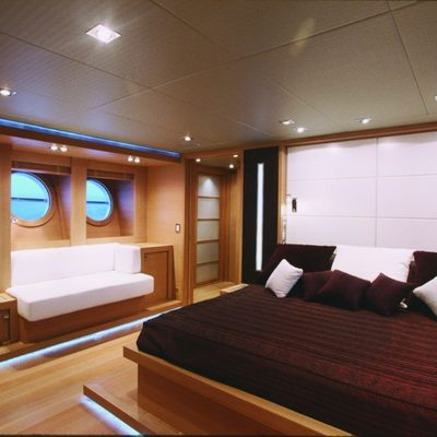 Escape II Yacht Stateroom