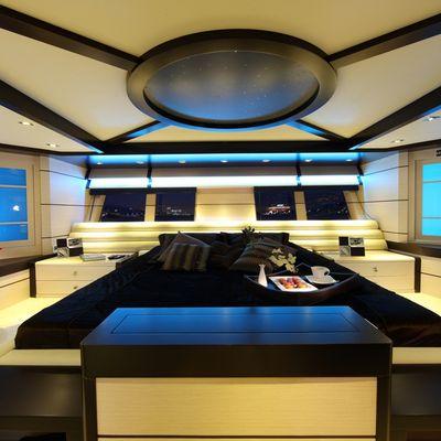 Perla del Mare Yacht Master Stateroom