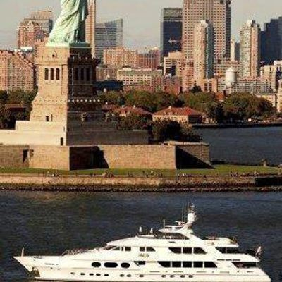 Lady Joy Yacht Statue of Liberty