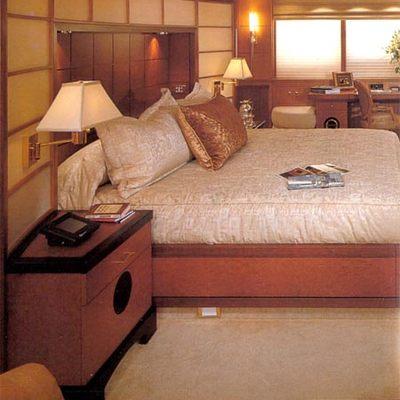 Herculina Yacht Master Stateroom
